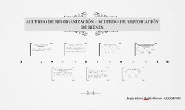 Copy of ACUERDO DE REORGANIZACIÓN - ACUERDO DE ADJUDICACIÓN DE BIENE