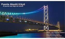 Puente Akashi Kikyo