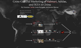 Cross-Cultural Marketing of Walmart, Adidas, and IKEA in Chi