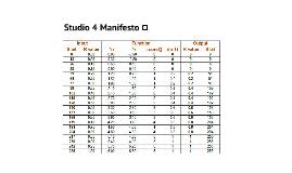 Copy of Manifesto
