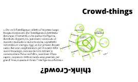 Crowd-things