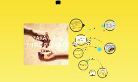 Copy of ZAKAH: 3rd Pillar Of Islam