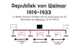 HC3: Weimar