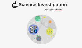 Science Investigation