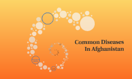 Common Disseases In Afghanistan