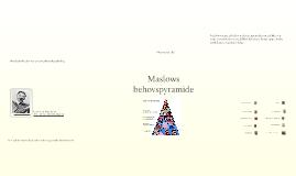 Maslows behovspyramide (bokmål)