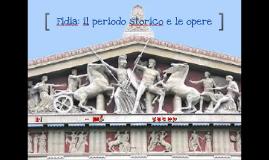 Fidia: il periodo storico e le opere