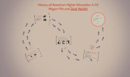 History Class Presentation