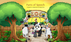 Parts of Speech: Interjections, Conjunctions & Prepositions
