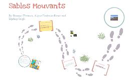 Copy of Sables Mouvants