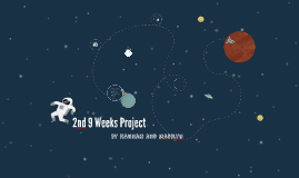 2nd 9 Weeks Project