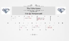 the false gems by guy de maupassant summary