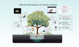 Gestión Estratégica de Redes Sociales