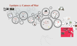 Lecture 2: Causes of War