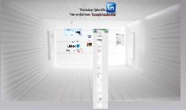 Workshop LinkedIn voor Pekago