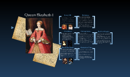 Copy of Queen Elizabeth I