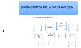 Fundamentos de la diagramacion :)
