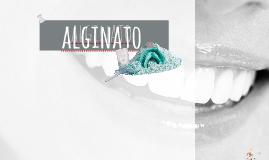 Alginato dental
