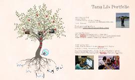 Tang Li's Portfolio