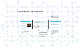 Fiber and Prevention of Diseases