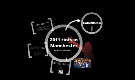 Copy of 2011 riots in manchester