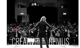 Copy of Finding Your Creative Genius