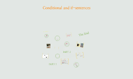 Conditional and if-sentences