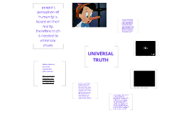 Copy of Universal Truth