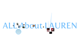 All about LAUREN