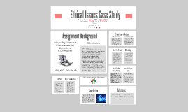 Ethical Issues Case Study
