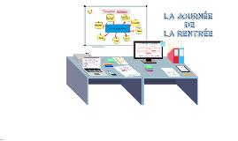 Copy of LA JOURNÉE DE LA RENTRÉE