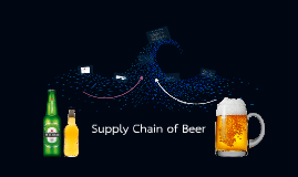 Supply Chain of Beer