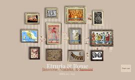 Etruria & Rome