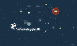 Planificación largo plazo AFF
