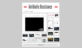 Copy of Copy of Antibiotic Resistance