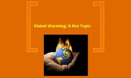 informative speech on global warming Global warming if you are in need of a persuasive speech for school, college or work, here is an example of a persuasive speech it is a very informative speech, but why not have a look at the statistics on nasa's website there is little doubt that the planet is warming over the last century, the planets.