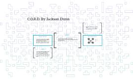 C.O.R.D. By Jackson Dunn