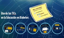 Uso de las TICs en Educación en Diabetes