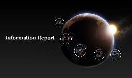 Information Report