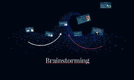 Copy of Brainstorming
