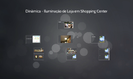 Dinâmica - Iluminação de Loja em Shopping Center