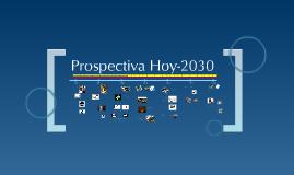 Prospectiva Colombia 2030
