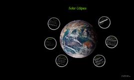 Solar Eclipse Presentation