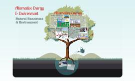 Alternative Energy & Enviroment