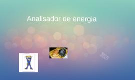 Analisador de energia