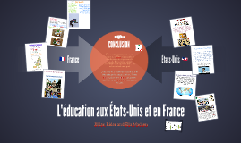L'éducation aux États-Unis et en France