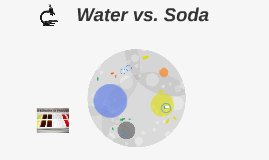 water and soda freeze