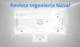 Presentación Ingeniería Naval