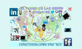 Copy of EL PODER DE LAS REDES SOCIALES