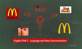English FOA 2
